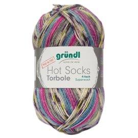 100 Gramm Gründl Hot Socks Torbole 4--fach
