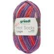 100 Gramm Gründl Hot Socks Lago 4--fach